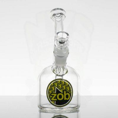 ZOB 75mm Bubbler - Green Black ZOB Circle - 868295-100-1.jpg