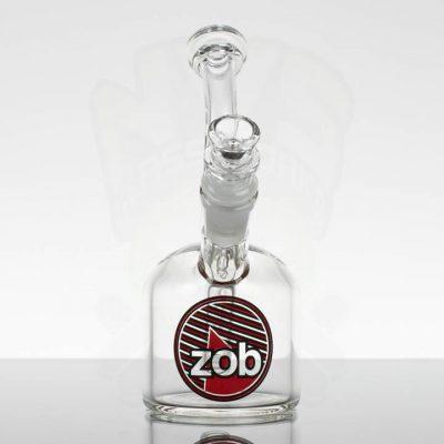 ZOB 75mm Bubbler - Red Black Stripes Circle - 868296-100-1.jpg