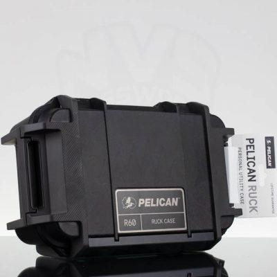 Pelican Ruck 60 Case - Black