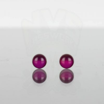Ruby Pearl Co - Ruby Pearls 5mm - 2 pack