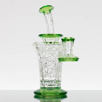 Avant Garde Reverse Beaker - Green
