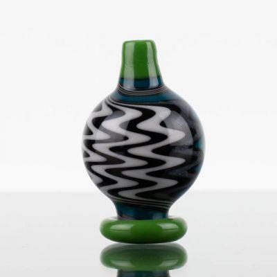 Jedd Jones - Worked Bubble Cap - Blue Green Black White Silver - 868903 - 36 - 1.jpg