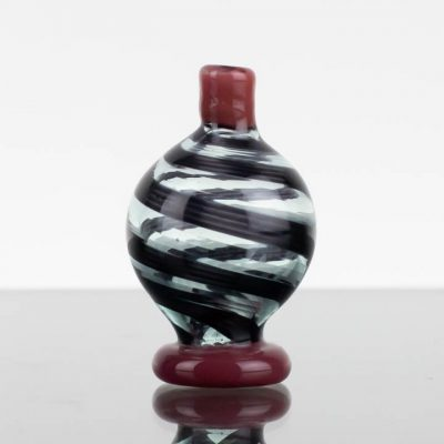 Jedd Jones - Worked Bubble Cap - Mauve Black Clear - 868909 - 36 - 1.jpg