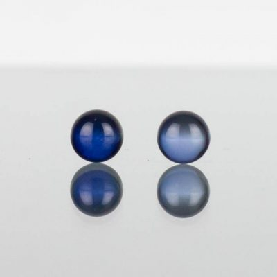 Ruby Pearl Co - Blue Sapphire Pearls 6mm - 2 Pack - 868753-26-1.jpg