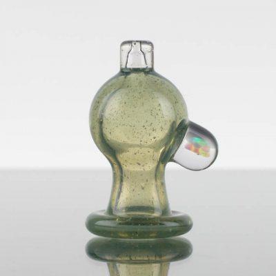 Creepy Spooky Glass - Opal Bubble Cap - Green - 869210 - 60 - 1.jpg