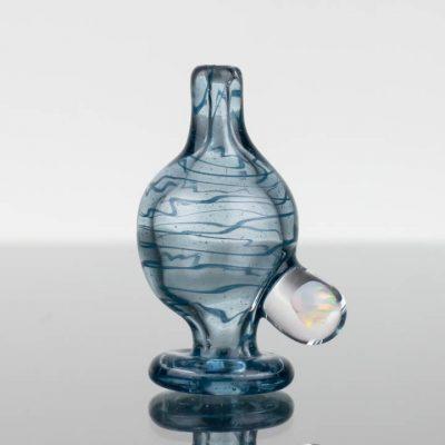 Rycrafted Glass - Opal Bubble Cap - Light Blue Stardust - 869232 - 40 - 1.jpgRycrafted Glass - Opal Bubble Cap - Light Blue Stardust - 869232 - 40 - 1.jpg
