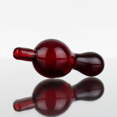 Ashley Leonard - Bubble Cap - Trans Red - 869342 - 30 - 1.jpg