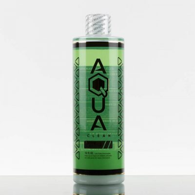 Aqua Glass Works Cleaner Green Salt 16oz