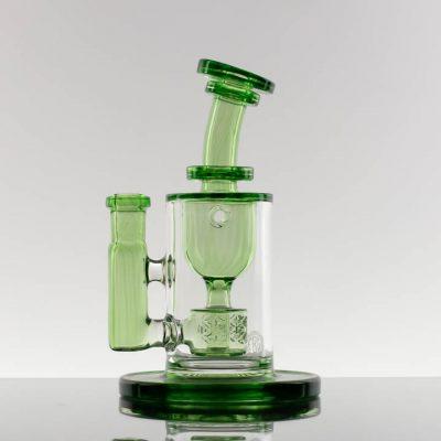 FatBoy Glass 7.5in Torus - Portland Green 869614-750-1