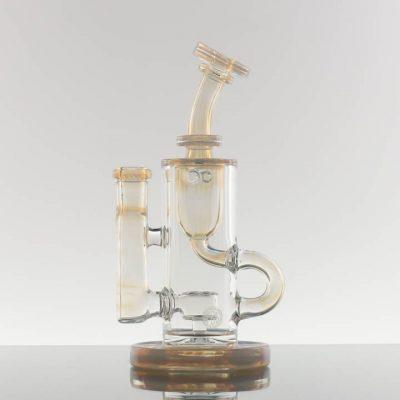FatBoy Glass 8.5in Klein - Ghost 869621-695-1