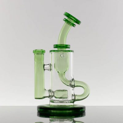 FatBoy Glass 8in Klein - Portland Green 869630-695-1