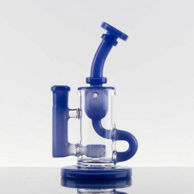 FatBoy Glass 8in Kline - Grateful Blue 869623-695-1