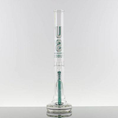 US Tubes 18in Hybrid 45 - Aqua Downstem - Aqua Label -869429-290-1