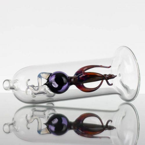 Dan Getz Seedling Specimen #1 Amber-Purple-Clear 869835-275-1
