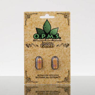 OPMS - Gold Kratom Extract - 2ct 700598108477-20-1