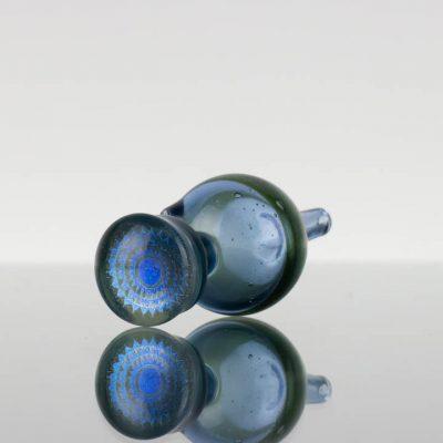 Thomas Sanchez - Bubble Cap - Blue Green with Aztec Base 869976-50-1