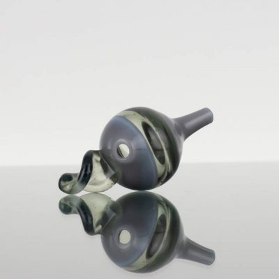 Thomas Sanchez - Bubble Cap - Grey with Green Twist 869975-50-1