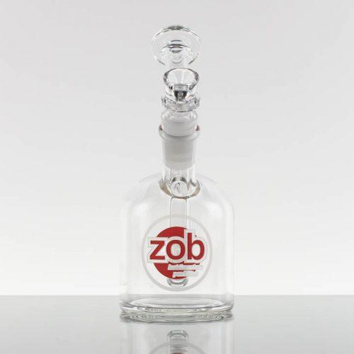 ZOB 75mm Bubbler - Red White Circles 869756-100-1