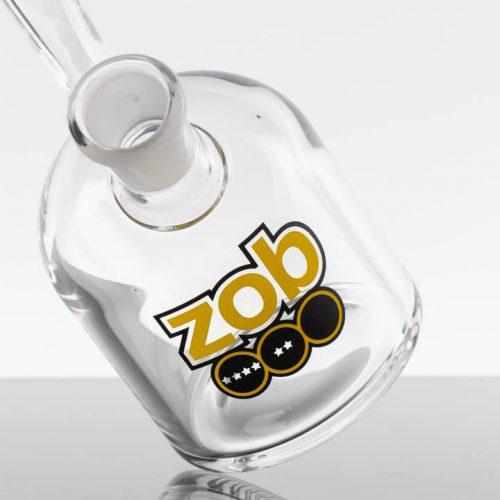 ZOB 75mm Bubbler - Yellow Black Stars 869760-100-1
