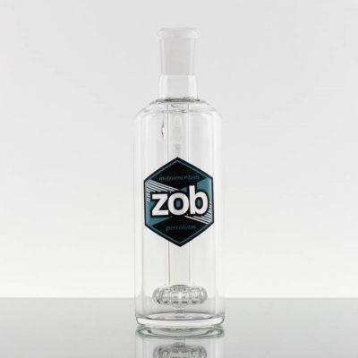 ZOB Circ AC 18mm 90 - Pale Blue Black Hexagon 869777-130-1